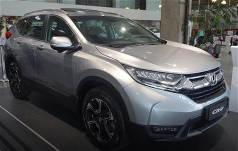 HONDA CRV 1.5 16V VTC Turbo Touring AWD 2018/2019