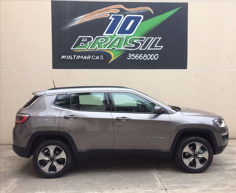JEEP COMPASS 2.0 16V Longitude 4X4 2019/2019