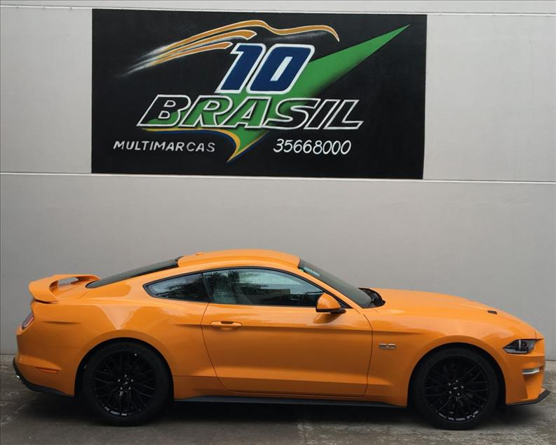 FORD MUSTANG 5.0 V8 Ti-vct GT Premium 2018/2019