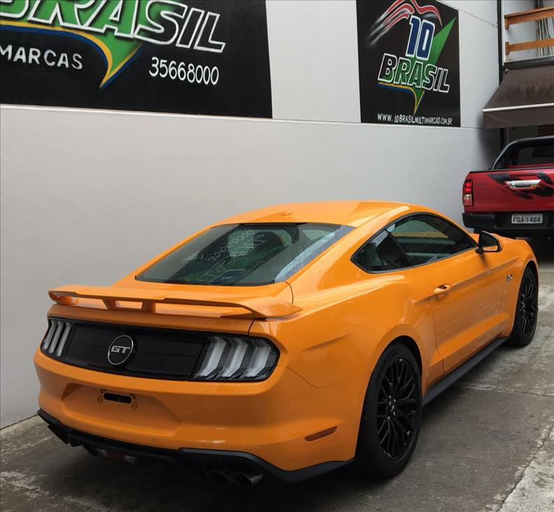 FORD MUSTANG 5.0 V8 Tivct GT Premium Selectshift 2018/2018