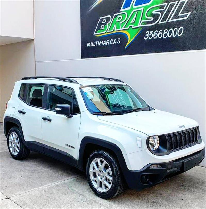 Jeep Renegade 1 8 16v Sport 2020 2020 10 Brasil Multimarcas