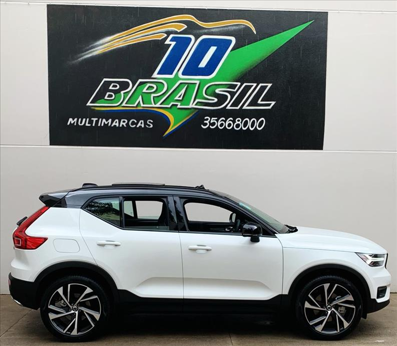 VOLVO XC40 2.0 T5 R-design AWD Geartronic 2018/2019