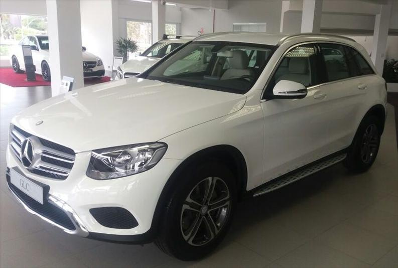 MERCEDES-BENZ GLC 250 2.0 16V CGI 4matic 2016/2017