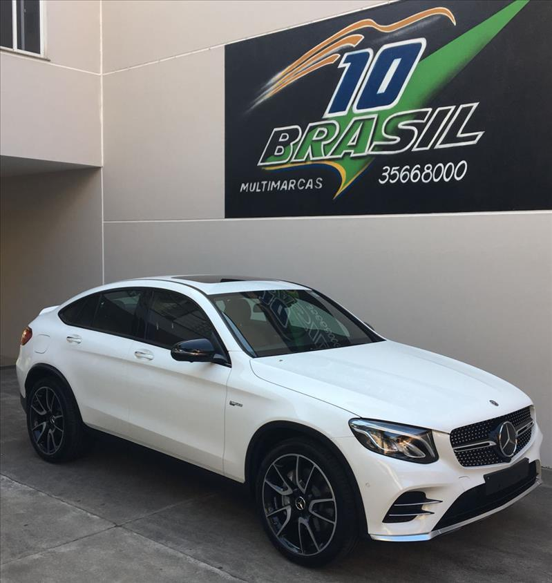 MERCEDES-BENZ GLC 43 AMG 3.0 V6 Coupé 4matic 2019/2019