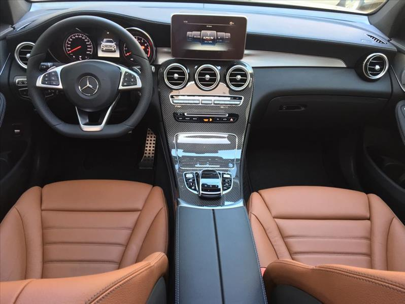 MERCEDES-BENZ GLC 43 AMG 3.0 V6 Coupé 4matic 2019/2019