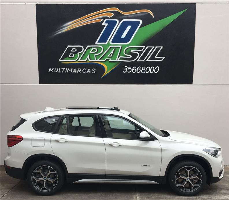 BMW X1 2.0 16V Turbo Activeflex Sdrive20i X-line 2017/2018