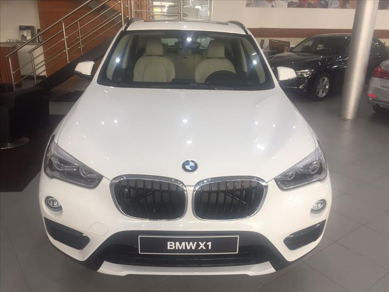 BMW X1 2.0 16V Turbo Activeflex Xdrive25i Sport 2017/2018