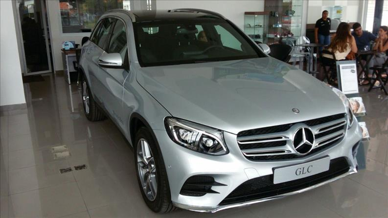 MERCEDES-BENZ GLC 250 2.0 16V CGI Highway 4matic 2017/2018