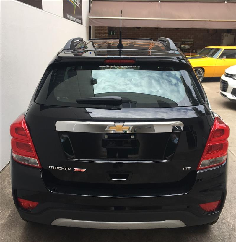 CHEVROLET TRACKER 1.4 16V Turbo LTZ 2017/2017