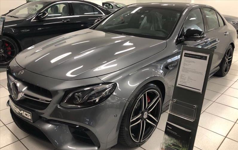 MERCEDES-BENZ E 63 AMG 4.0 V8 Turbo S 4matic+ Speedshift 2017/2018