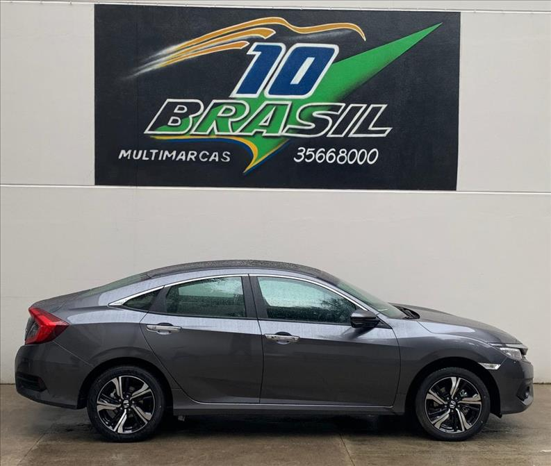HONDA CIVIC 1.5 16V Turbo Touring 2019/2019