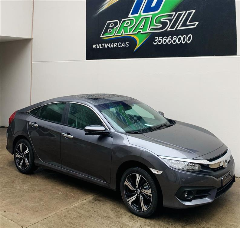 HONDA CIVIC 1.5 16V Turbo Touring 2019/2020