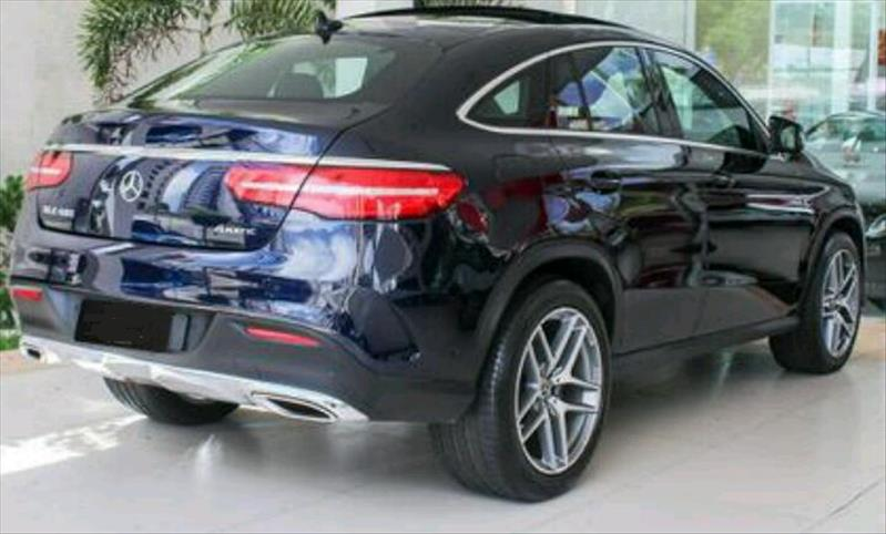 MERCEDES-BENZ GLE 400 3.0 V6 Highway Coupé 4matic 2019/2019