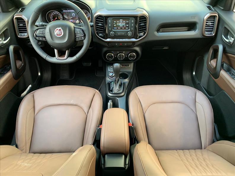 FIAT TORO 2.0 16V Turbo Ranch 4WD 2019/2020