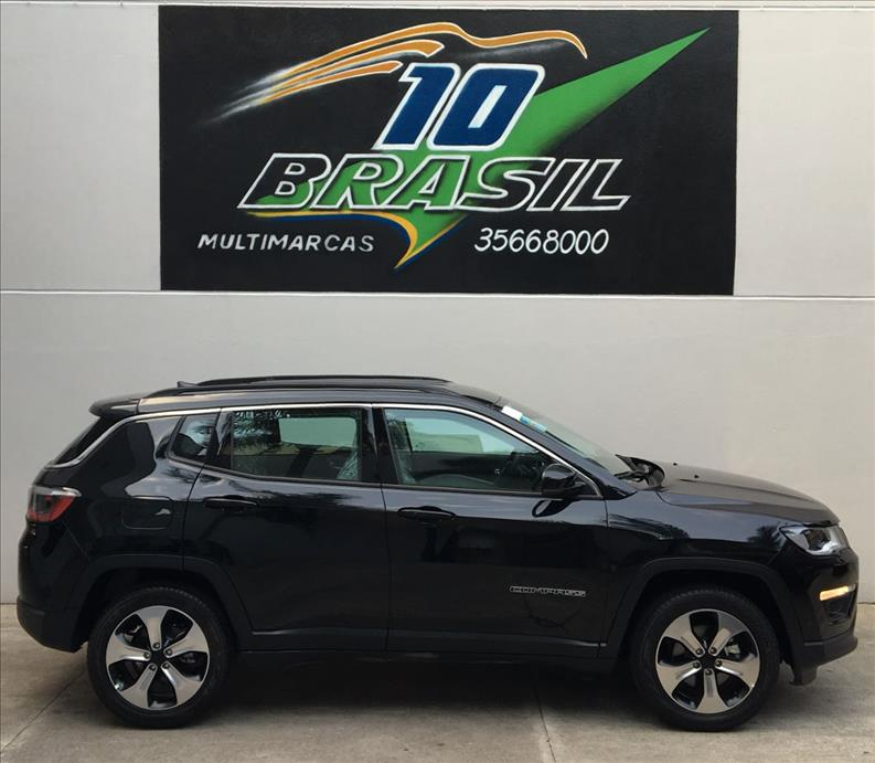 JEEP COMPASS 2.0 16V Longitude 2018/2018