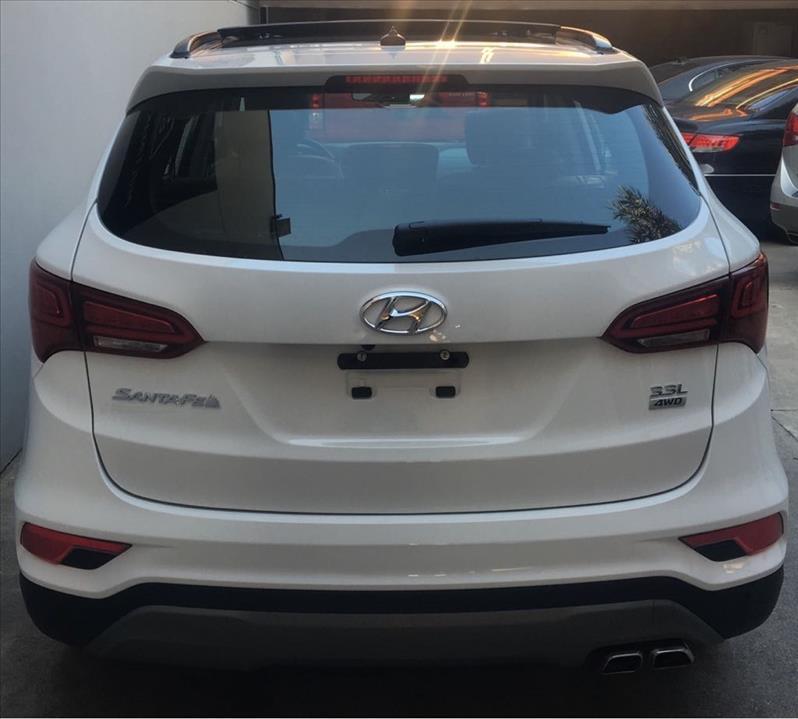 HYUNDAI SANTA FÉ 3.3 MPFI 4X4 7 Lugares V6 270cv 2017/2018
