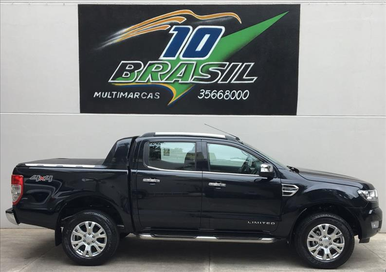 FORD RANGER 3.2 Limited 4X4 CD 20V 2018/2019