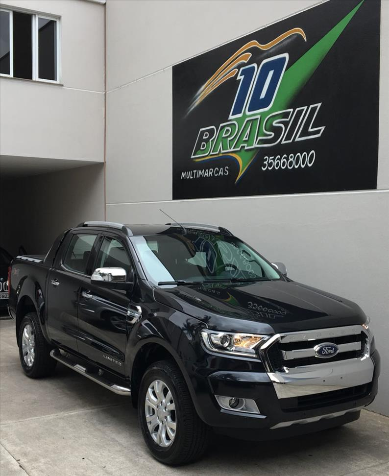 ford ranger 3 2 limited 4x4 cd 20v 2017 2018 10 brasil multimarcas. Black Bedroom Furniture Sets. Home Design Ideas