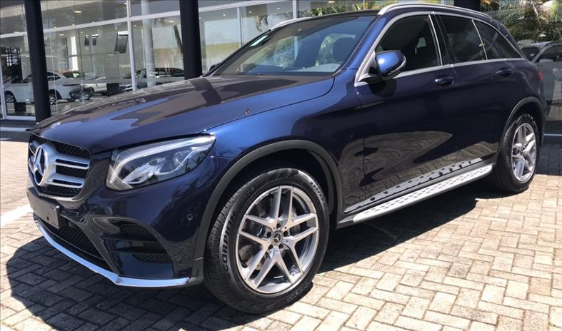 MERCEDES-BENZ GLC 250 2.0 16V CGI Sport 4matic 2017/2018