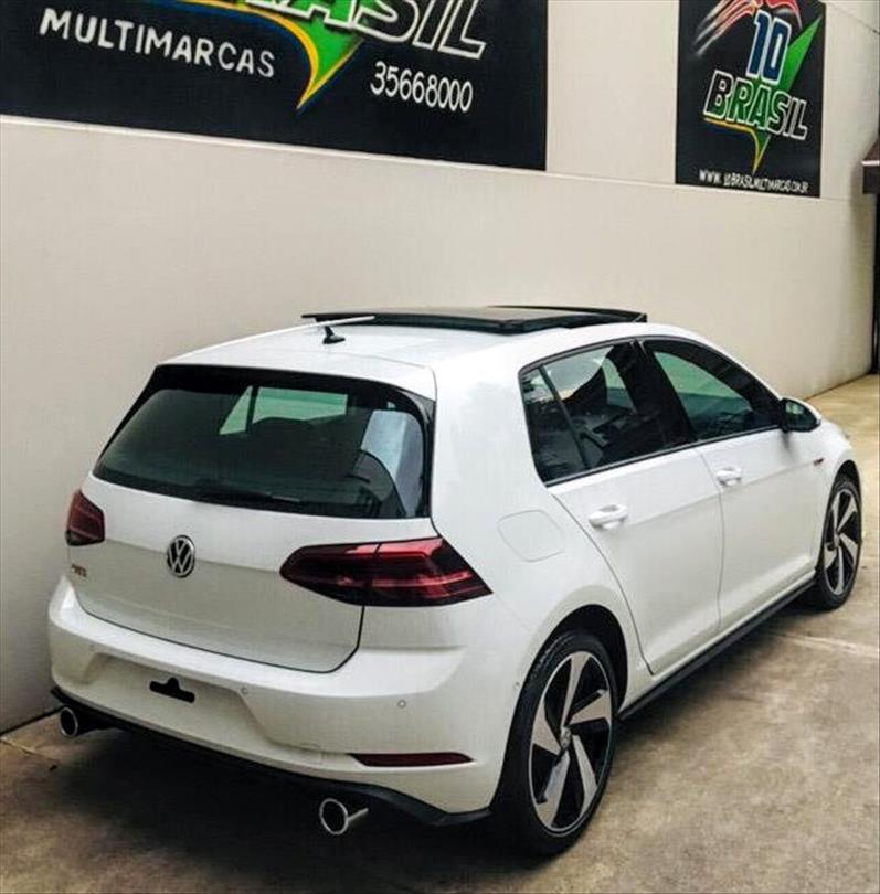 volkswagen golf 2 0 350 tsi gti 2019 2019 10 brasil. Black Bedroom Furniture Sets. Home Design Ideas