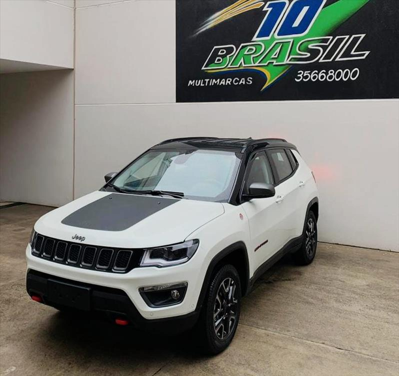JEEP COMPASS 2.0 16V Trailhawk 4X4 2019/2019