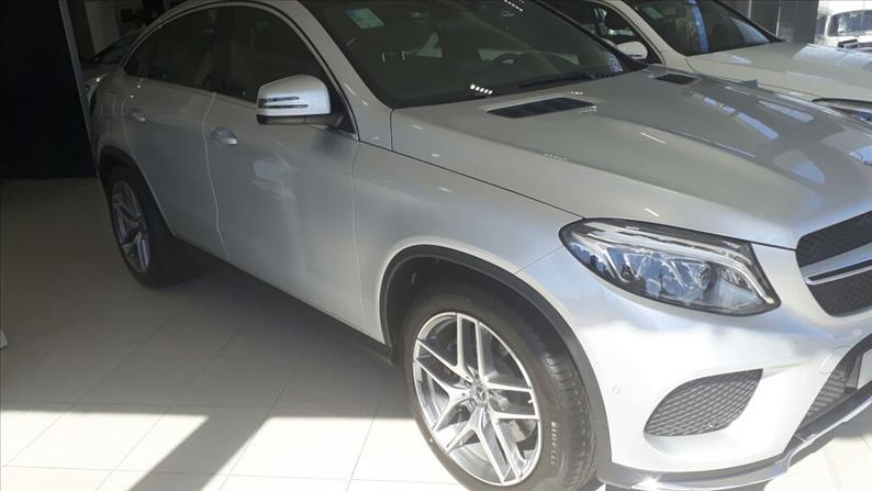 MERCEDES-BENZ GLE 400 3.0 V6 Highway Coupé 4matic 2018/2018
