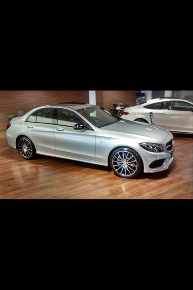 MERCEDES-BENZ C 43 AMG 3.0 V6 4matic 2016/2017