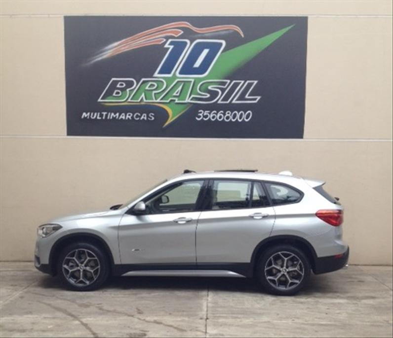 BMW X1 2.0 16V Turbo Activeflex Sdrive20i X-line 2019/2019