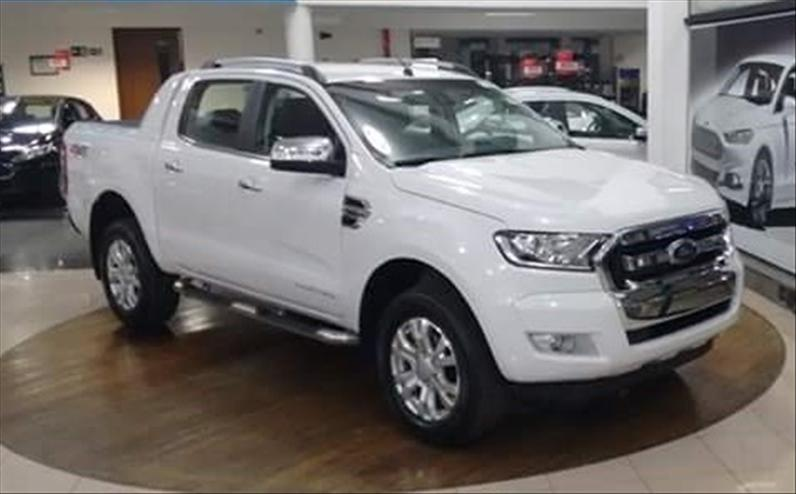 FORD RANGER 3.2 Limited 4X4 CD 20V 2016/2017