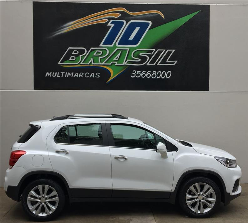 CHEVROLET TRACKER 1.4 16V Turbo Premier 2018/2018