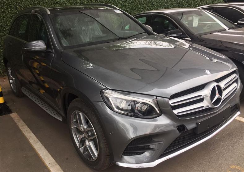 MERCEDES-BENZ GLC 250 2.0 16V CGI Sport 4matic 2016/2017