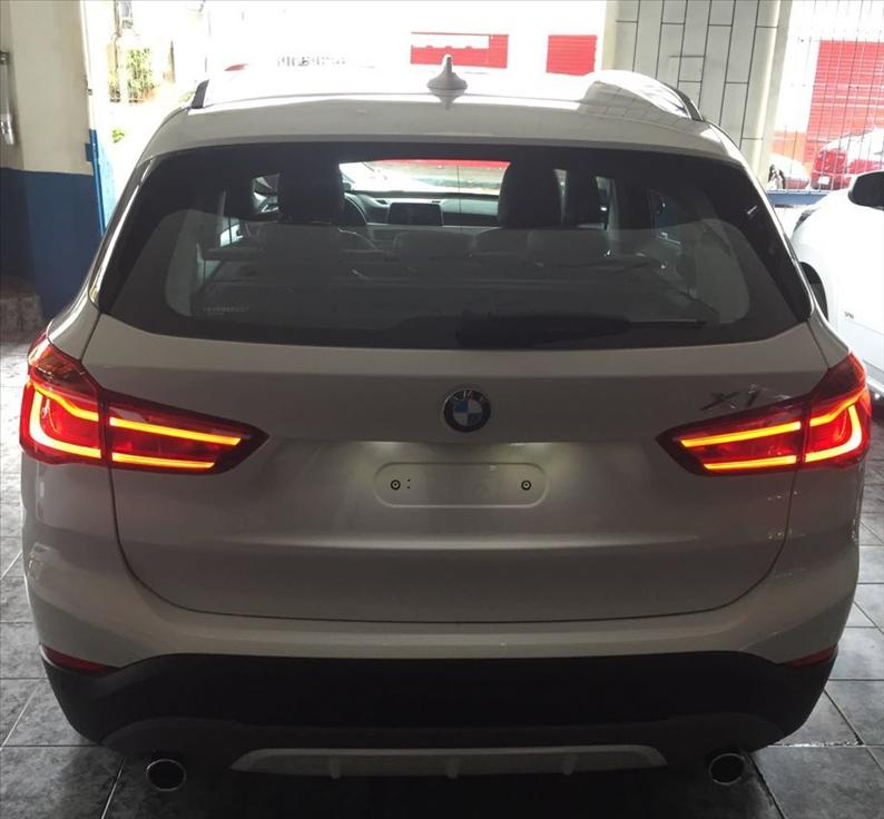 BMW X1 2.0 16V Turbo Xdrive25i Sport 2016/2017