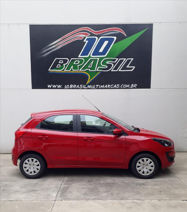 FORD KA 1.0 Ti-vct SE Plus 2020/2020