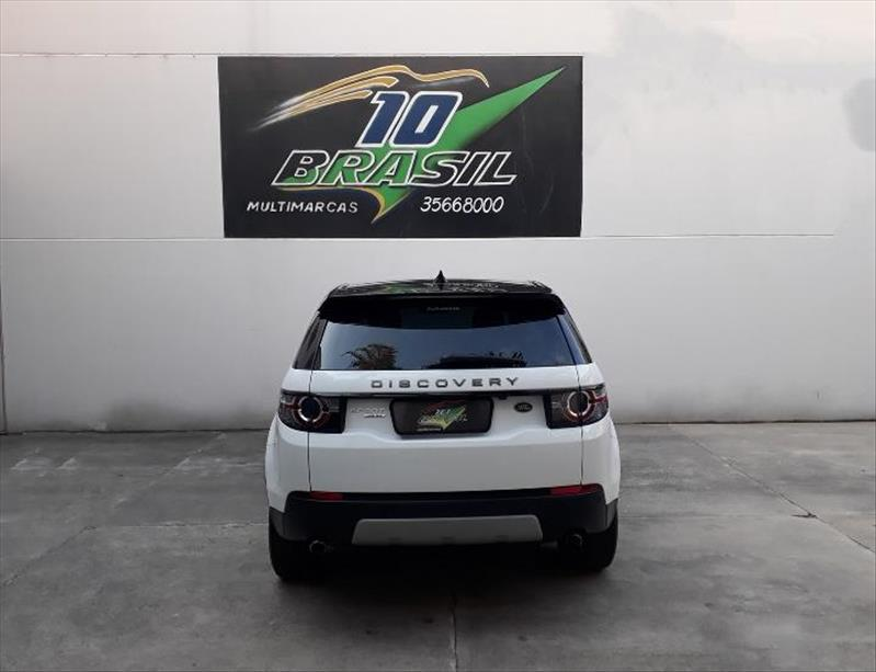 LAND ROVER DISCOVERY SPORT 2.0 16V SI4 Turbo HSE 2017/2017