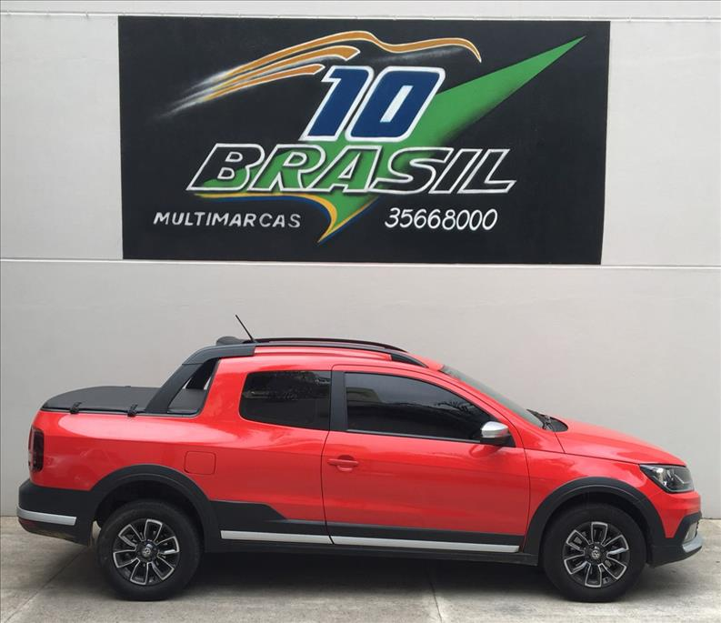 VOLKSWAGEN SAVEIRO 1.6 Cross CD 16V 2016/2017