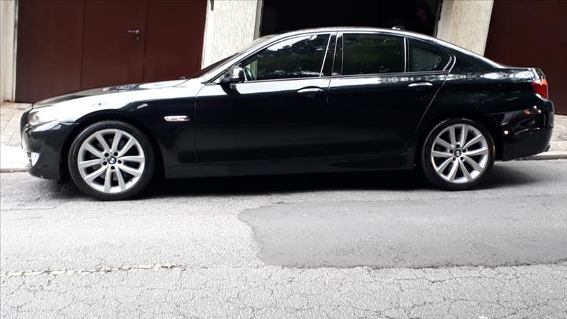 BMW 550I 4.4 Sedan V8 32V 2010/2011