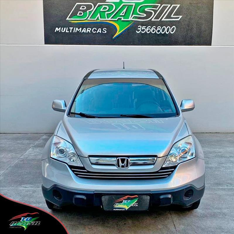 HONDA CRV 2.0 LX 4X2 16V 2008/2009