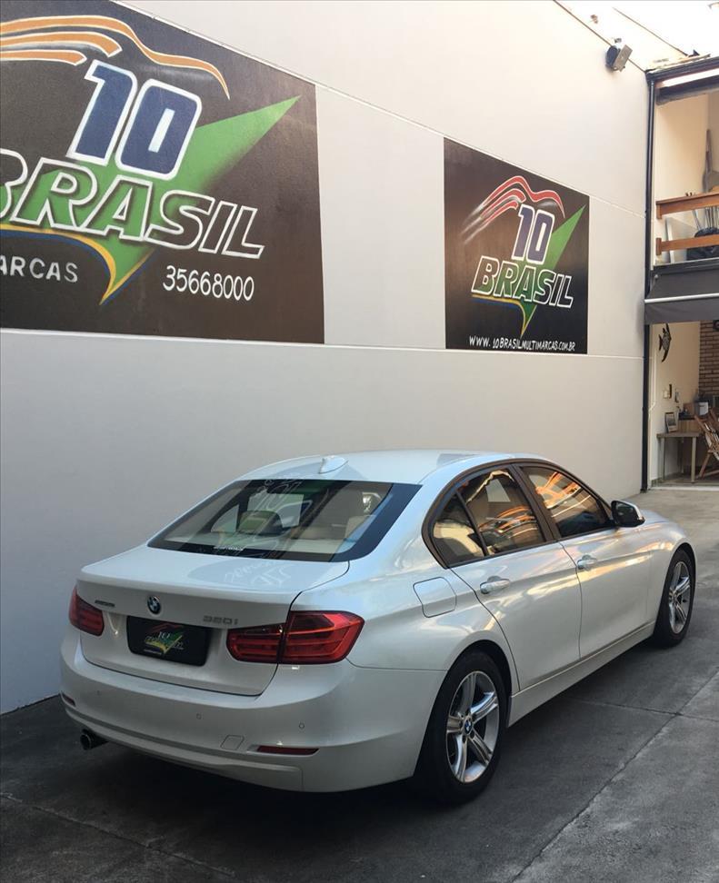 BMW 320I 2.0 Sport GP 16V Turbo Active 2014/2014