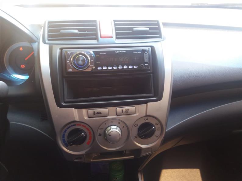 HONDA CITY 1.5 DX 16V 2011/2011