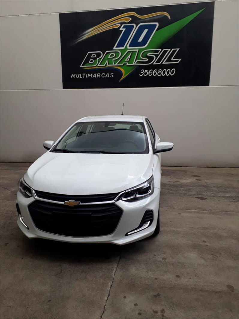 CHEVROLET ONIX 1.0 Turbo Premier 2020/2021