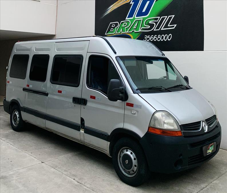 RENAULT MASTER 2.5 DCI Minibus L3h2 16 Lugares 16V 2010/2010