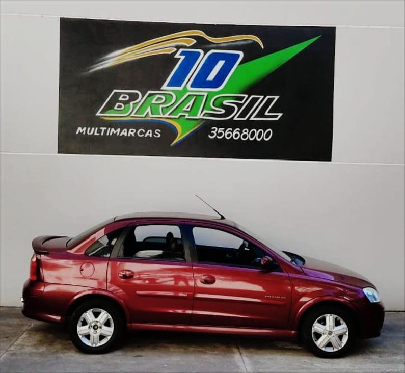 CHEVROLET CORSA 1.4 MPFI Premium Sedan 8V 2008/2009