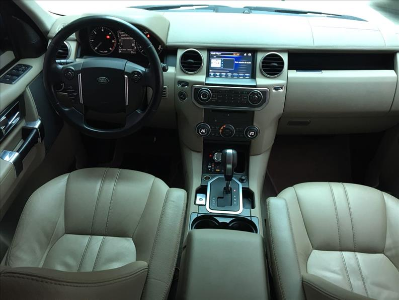 LAND ROVER DISCOVERY 4 3.0 SE 4X4 V6 24V Turbo 2011/2011