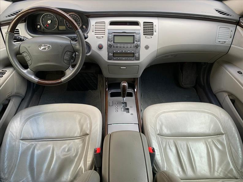 HYUNDAI AZERA 3.3 MPFI GLS Sedan V6 24V 2010/2011