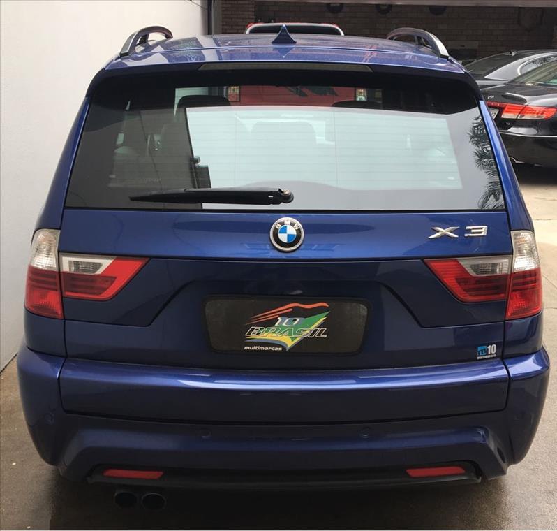 BMW X3 2.5 Sport 4X4 24V 2009/2010