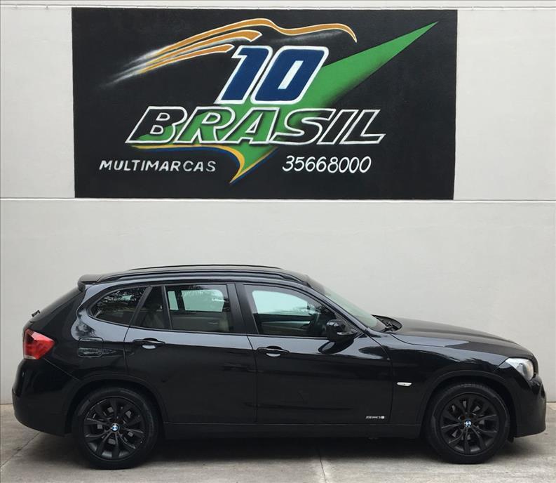 BMW X1 2.0 18I S-drive 4X2 16V 2010/2011