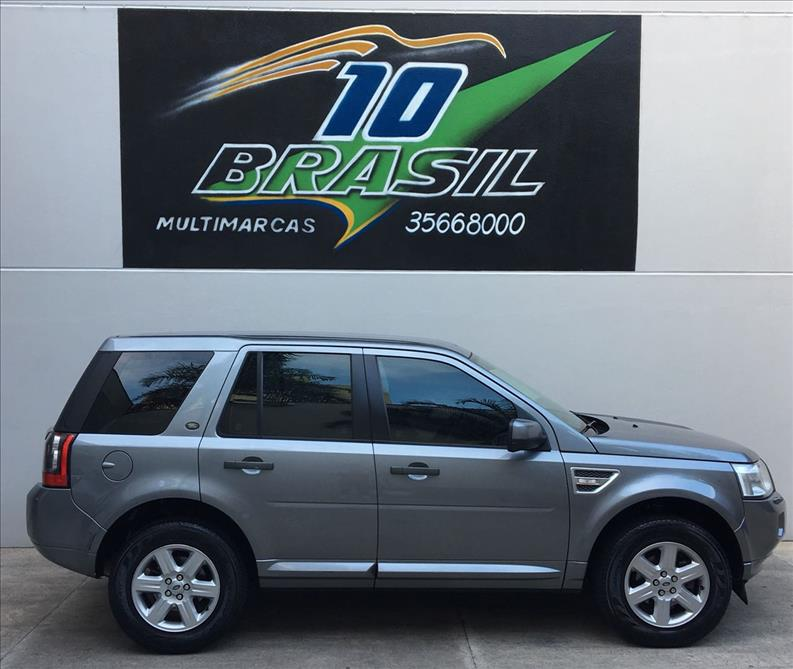 LAND ROVER FREELANDER 2 2.2 S SD4 16V Turbo 2011/2011