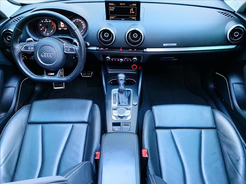 AUDI S3 2.0 TFSI Sedan Quattro 2015/2015