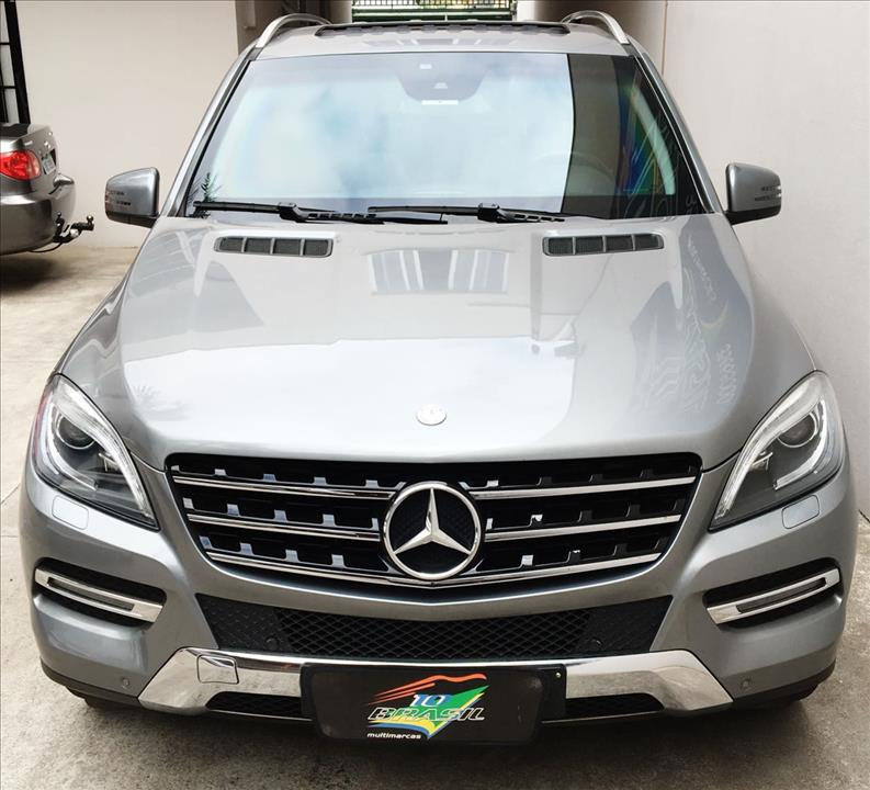 MERCEDES-BENZ ML 350 3.5 Blueefficiency Sport 4X4 V6 2013/2013
