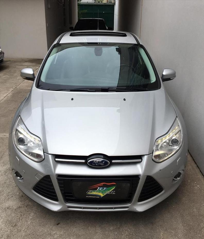 FORD FOCUS 2.0 Titanium Hatch 16V 2015/2015